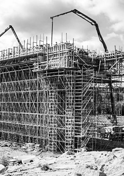 Installasjon og vedlikehold av Layher TG60 brosystemer.